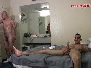 Hot latino thugs fuck each other tight culos bareback | bareback  bigcock  fucking  latinos man  tight movie