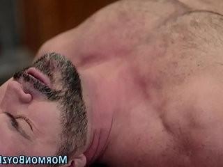 Mormon jerks off bishop | fucking  jerking