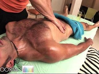 Latino Deep Tissue Massage. | cocks  deepthroat  latinos man  massage