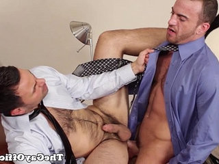 Office hunk gets fucked deeply in his asshole | anal top   asshole   fucking   hunks best   office