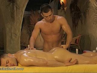 Intimate and Sensual Anal Massage For Gay Lovers | anal top  gays tube  massage
