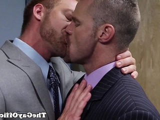 Suited gay assfucked hunky colleagues asshole | asshole   gays tube   hunks best   muscular
