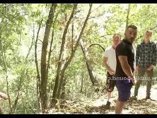 Couple of gays caught in the forest | banged  caught  couple  gays tube