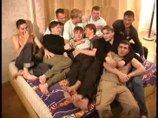 Russian Group Orgy | boys   group film   orgy tube   russian man