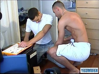 Hugo, a sport guy get fucked by Sami a very sexy arab guy ! | arab guy   fucking   sexy films   straight