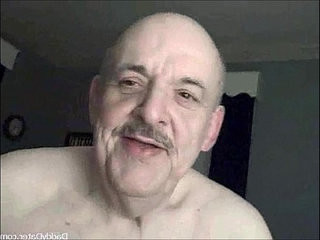 Old Daddybear Grandpa oldman likes being Filmed Swallowing Cum | being   cums   cumshots   old
