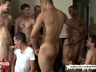 Twinks bukkake turns into an orgy | bukkake  gangbang  orgy tube  turns  twinks