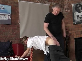 Gay naked boys cum porn Spanking The Schoolboy Jacob Daniels | boys   cums   domination   gays tube   naked   spanking